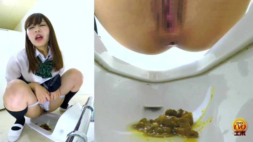 トイレ盗撮昼休み Toilet Shitting Voyeur Lunch Break Closeup 2019 (BFEE-85) [FullHD/1920x1080]