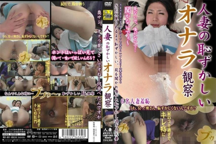 Married Observation Embarrassing Fart 結婚観測恥ずかしいおなら 2020 (LHBY-063) [SD/640x480]