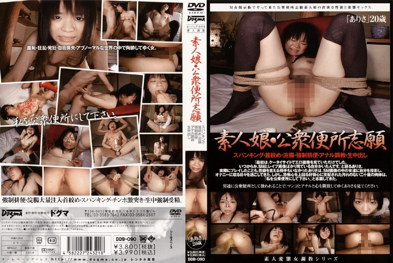 Amateur Girl Applicants And Public Toilet 素人少女志願者と公衆トイレ 2020 (DDB-090) [SD/640x480]