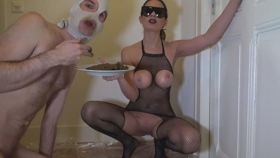 Yummy Shit in a Plate Femdom Scat 2020 (Special #1016) [FullHD/1920x1080]