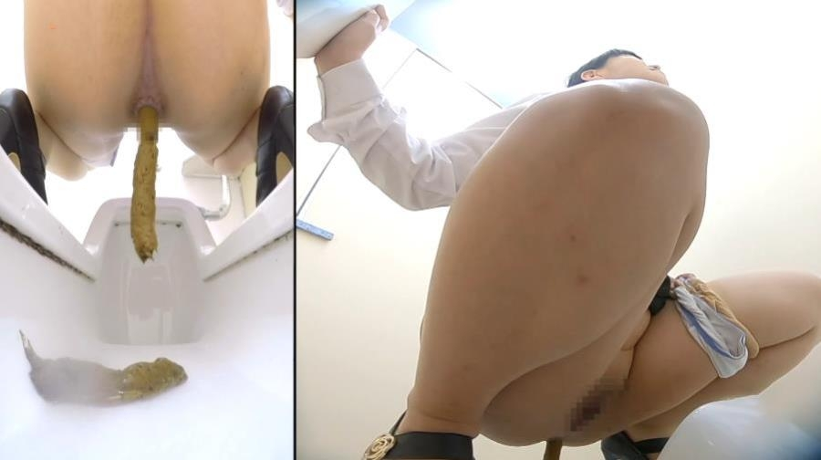 Office lady Anus Enlargement and Powerful Stool 2020 (BFSL-264) [FullHD/1920x1080]